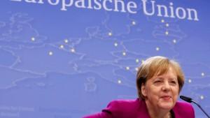 Geht Angela Merkel nach Brüssel?