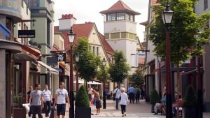 Einkaufsinsel  Deutschland