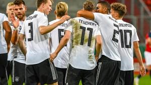 Deutsche U21 löst vorzeitig das EM-Ticket