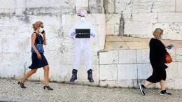 In Portugal wächst die Angst
