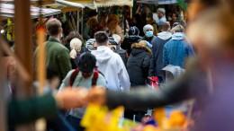 Berlin mit Höchstwert an Neuinfektionen – Maskenpflicht auf Einkaufsstraßen