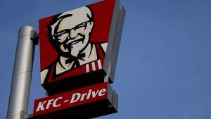 Fünf Menschen nach Fastfood-Verzehr im Krankenhaus