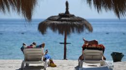 Wieder mehr Touristen in Tunesien