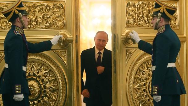 Putin bietet Ukraine Partnerschaft an