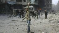 Hat das syrische Regime wieder Giftgas eingesetzt?