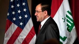 Regierungskrise im Irak