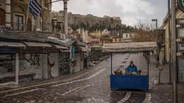 Kommt der Griechenland-Urlaub mit Impfnachweis?