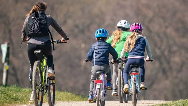 Anteil des Radverkehrs höher als in Berlin