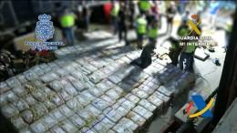 3,8 Tonnen Kokain beschlagnahmt