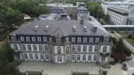 Historisch: Das Büsingpalais wurde nach dem Krieg erhalten und zum Teil wieder aufgebaut.
