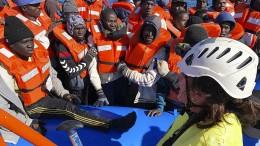 Zahl der Asylanträge von Nigerianern steigt schnell