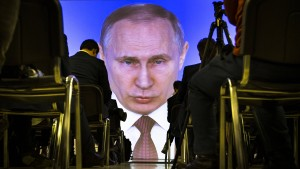 Putin hat sich verrannt
