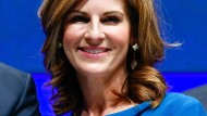 Jennifer Morgan bewahrt sich in der männerdominierten IT-Branche ihre Weiblichkeit.