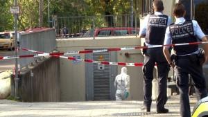 Ehepaar und Liebhaber tot in Tiefgarage gefunden