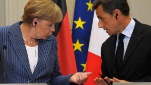 Berlin und Paris übernehmen die Führung