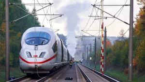 Züge fahren wieder auf der Pendlerstrecke Köln–Frankfurt