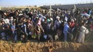 30.000 Menschen fliehen vor Dschihadisten