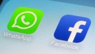 Im Februar kaufte Facebook den Messenger Whatsapp auf.