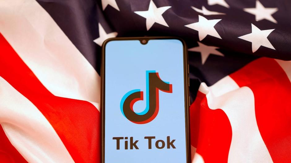 Vor allem in Amerika schlägt Tiktok noch viel Misstrauen entgegen.