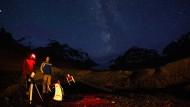 Jasper National Park: Ich seh' den Sternenhimmel, Sternenhimmel, Sternenhimmel - oh, oh!