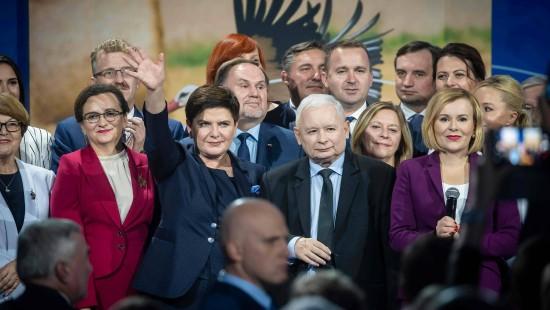 Wohin steuert Polen?