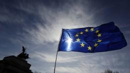 Stillstand in Europa
