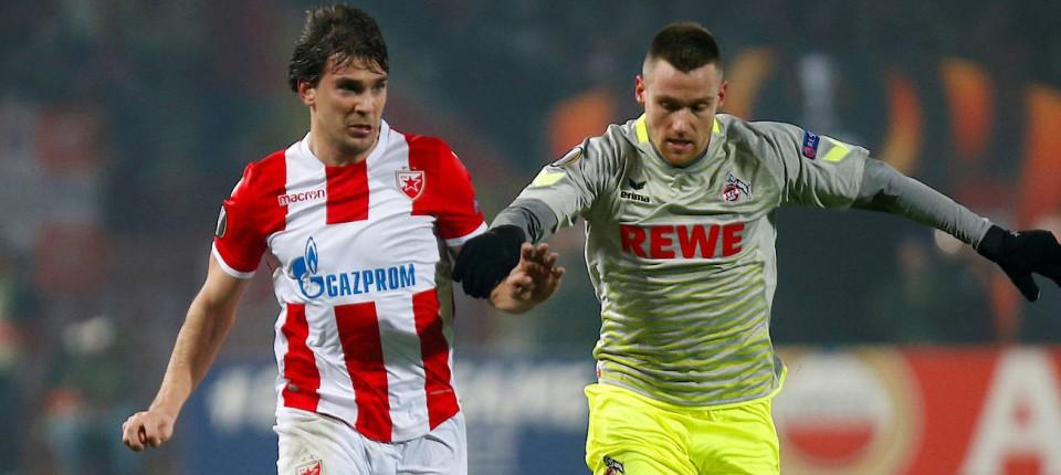 Europa League 1 Fc Köln Verliert Gegen Roter Stern Belgrad