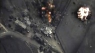 Russland setzt Luftangriffe in Syrien fort