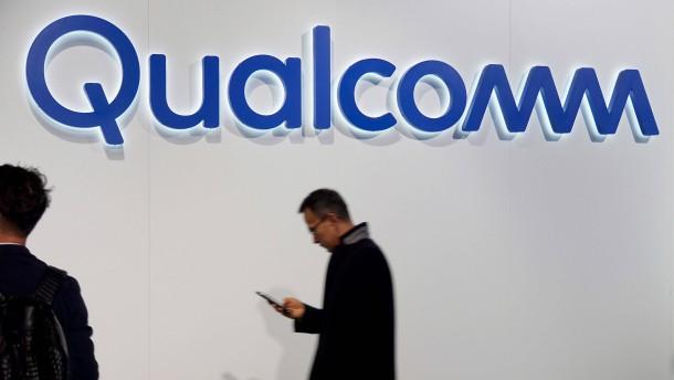 Qualcomm erhält viel Geld durch Einigung mit Apple