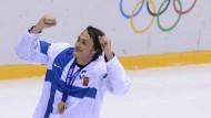 Der finnische Anführer: Teemu Selänne