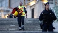 IS reklamiert tödlichen Angriff in Marseille für sich