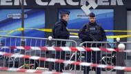 Festnahmen im Zusammenhang mit Pariser Supermarkt-Anschlag