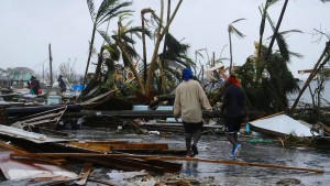 Hunderttausende Haushalte ohne Strom