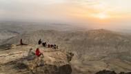 Meilenweite Sandlandschaften ohne Internet: das perfekte Digital-Detox-Gelände