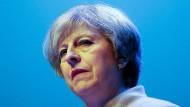 Die Abstimmung im Oberhaus ist eine Niederlage für Premierministerin Theresa May.