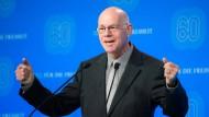 Der ehemalige Bundestagspräsident Norbert Lammert in Berlin