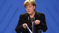 Merkel hat im Telefonat mit Davutoglu auch den Wert der Pressefreiheit abermals betont, so ihr Sprecher Seibert.