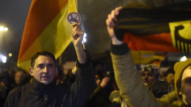 """""""Legida"""" darf keine Mohammed-Karikaturen zeigen"""