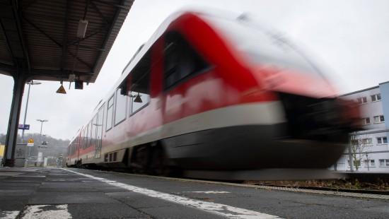 Bald mehr Züge bei der Deutschen Bahn