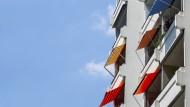 Für Baudarlehen mit zehn Jahren Zinsbindung zahlen Kreditnehmer derzeit im Durchschnitt wieder 0,75 Prozent.