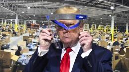 Trump gegen neuen Shutdown bei zweiter Welle