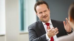 """""""Die Börse preist viel zu viel Potential für Zinssenkungen ein"""""""