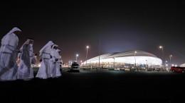 Keine Mammut-WM in Katar