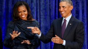 Obama steigt ins Filmgeschäft ein