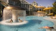 Teurer Spaß: Der Betrieb des Panoramabades kostet viel Geld.