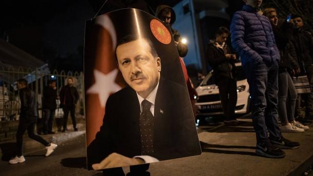 Rückschlag für Erdogan
