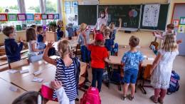 Schulbeginn in Mecklenburg-Vorpommern