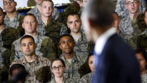 Amerika verdoppelt Truppen im Irak