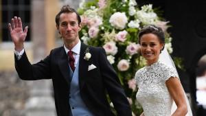 Pippa Middleton hat geheiratet