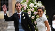 Pippa Middleton hat geheiratet